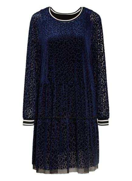 MARC CAIN Kleid, Farbe: DUNKELBLAU (Bild 1)