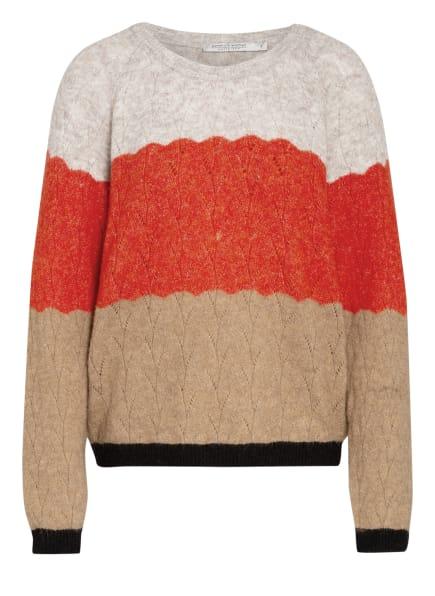 summum woman Pullover, Farbe: BRAUN/ ORANGE/ TAUPE (Bild 1)