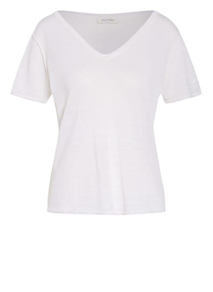 American Vintage Strickshirt, Farbe: WEISS (Bild 1)