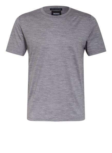 BOSS T-Shirt TIBURT, Farbe: GRAU (Bild 1)