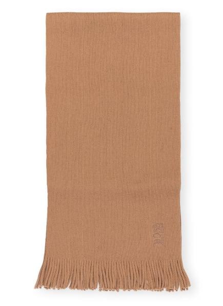 BOSS Schal ALBAS , Farbe: CAMEL (Bild 1)