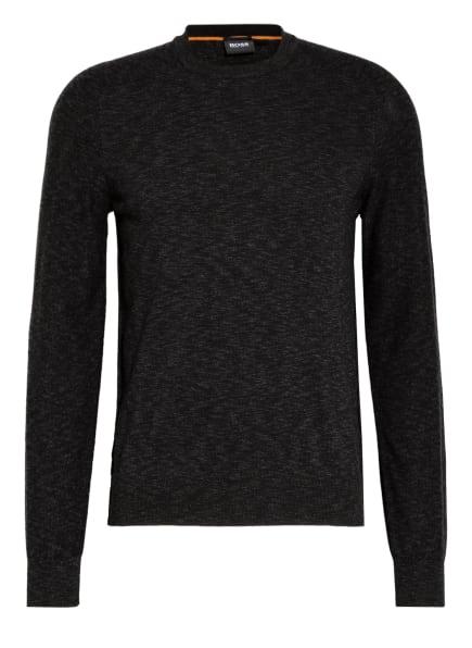 BOSS Pullover KAMYODA, Farbe: SCHWARZ (Bild 1)
