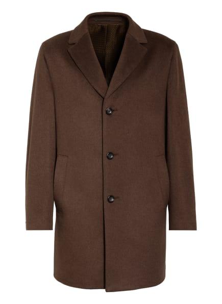 EDUARD DRESSLER Cashmere-Mantel RUBEN, Farbe: BRAUN (Bild 1)