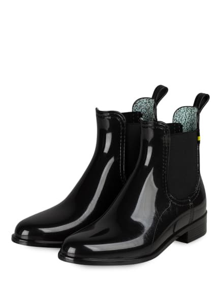 LEMON JELLY Chelsea-Boots BRISA mit Zitronenduft, Farbe: SCHWARZ (Bild 1)