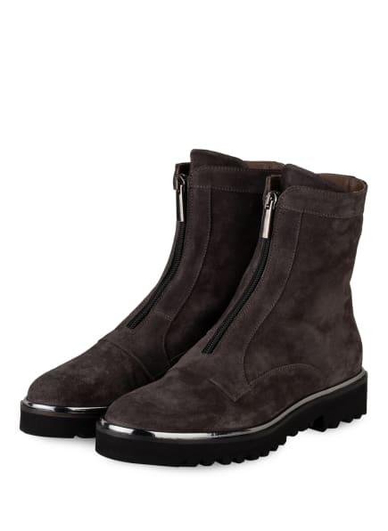 VIAMERCANTI Boots AUSILIA, Farbe: DUNKELGRAU (Bild 1)