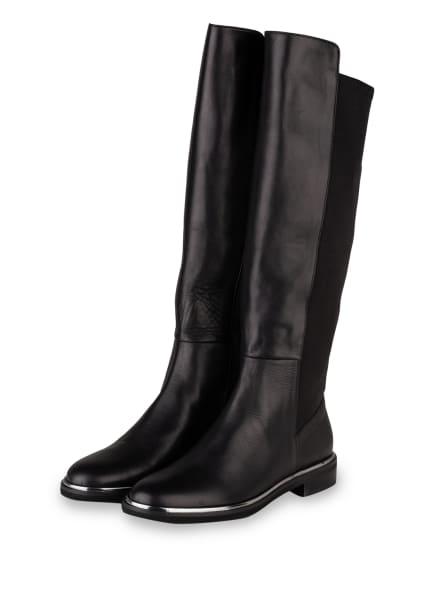 VIAMERCANTI Stiefel AUSILIA, Farbe: SCHWARZ (Bild 1)