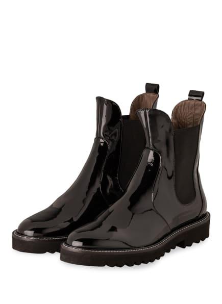 VIAMERCANTI Chelsea-Boots AUSILIA, Farbe: SCHWARZ (Bild 1)