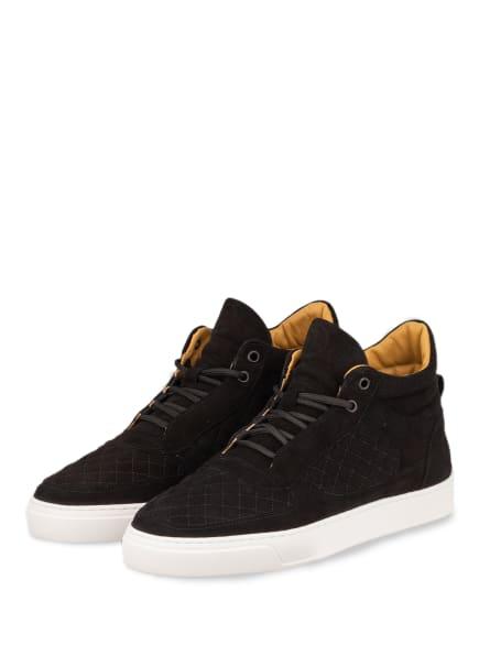 LEANDRO LOPES Hightop-Sneaker FAISCA, Farbe: SCHWARZ (Bild 1)