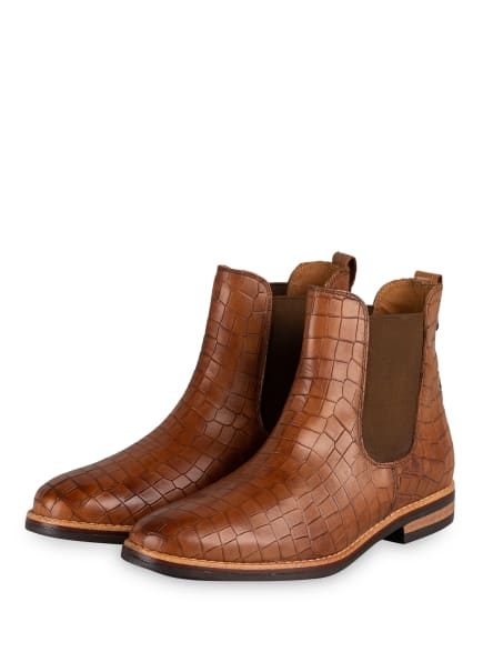 darling harbour Chelsea-Boots, Farbe: CAMEL (Bild 1)