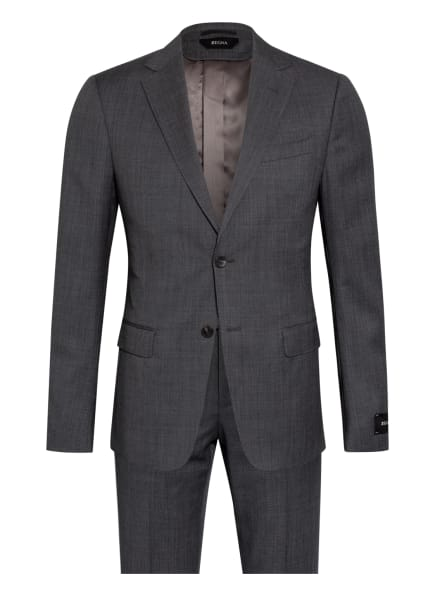ZZegna Anzug Regular Fit, Farbe: GRAU (Bild 1)