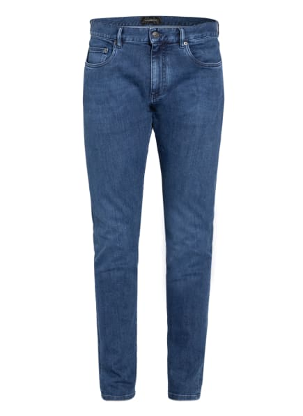 Ermenegildo Zegna Jeans Narrow Fit , Farbe: 002 MID BLUE (Bild 1)