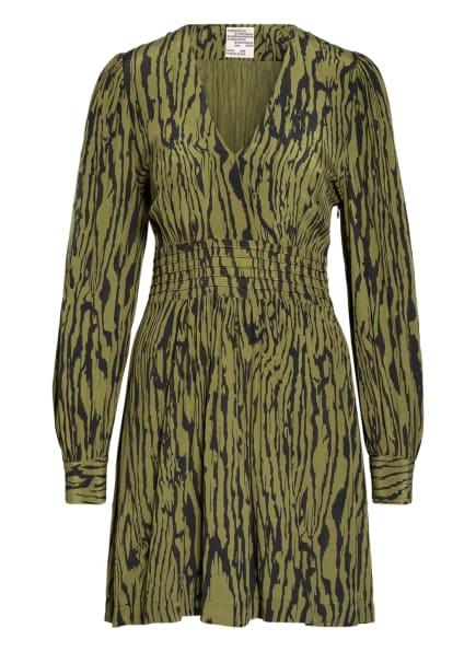 BAUM UND PFERDGARTEN Kleid ASTRELLA, Farbe: OLIV/ SCHWARZ (Bild 1)