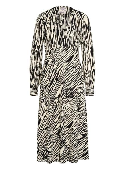 BAUM UND PFERDGARTEN Kleid AERICKA, Farbe: HELLGELB/ SCHWARZ (Bild 1)