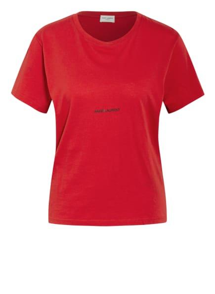 SAINT LAURENT T-Shirt , Farbe: ROT (Bild 1)