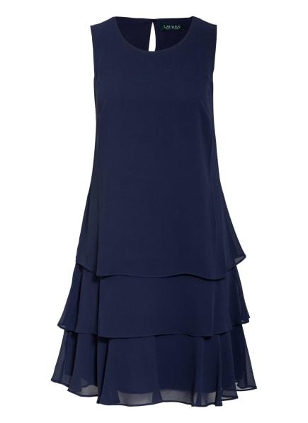 LAUREN RALPH LAUREN Kleid , Farbe: DUNKELBLAU (Bild 1)