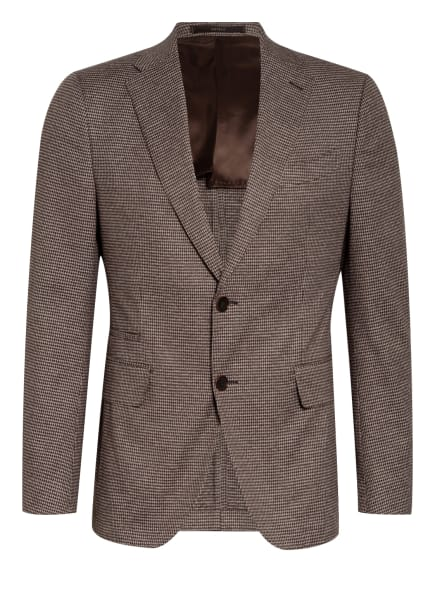 windsor. Kombi-Sakko SOLARO Extra Slim Fit, Farbe: 201 Dark Brown                 201 (Bild 1)