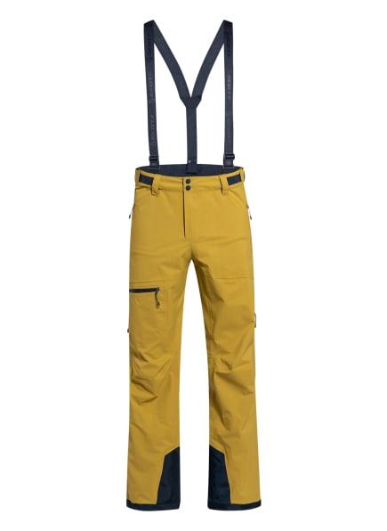 SCOTT Skihose EXPLORAIR 3L, Farbe: DUNKELGELB (Bild 1)