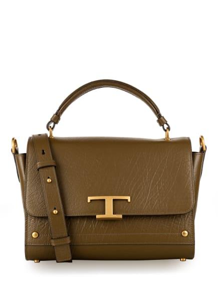 TOD'S Handtasche MESSENGER SMALL , Farbe: KHAKI (Bild 1)