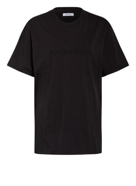 ANINE BING T-Shirt, Farbe: SCHWARZ (Bild 1)