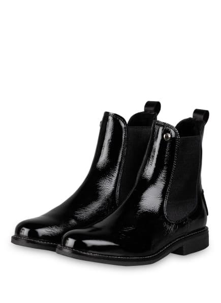 PANAMA JACK Chelsea-Boots, Farbe: SCHWARZ (Bild 1)
