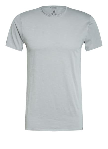 DSTREZZED T-Shirt MC. QUEEN , Farbe: HELLGRAU (Bild 1)