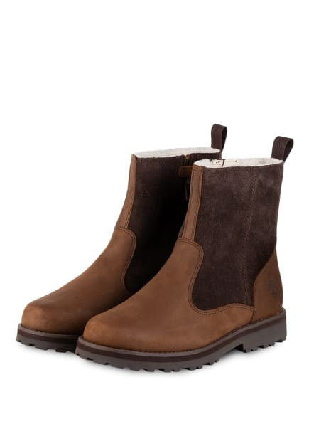 Timberland Boots COURMA, Farbe: BRAUN/ DUNKELBRAUN (Bild 1)