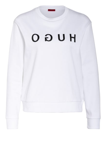 HUGO Sweatshirt THE HUGO , Farbe: WEISS (Bild 1)