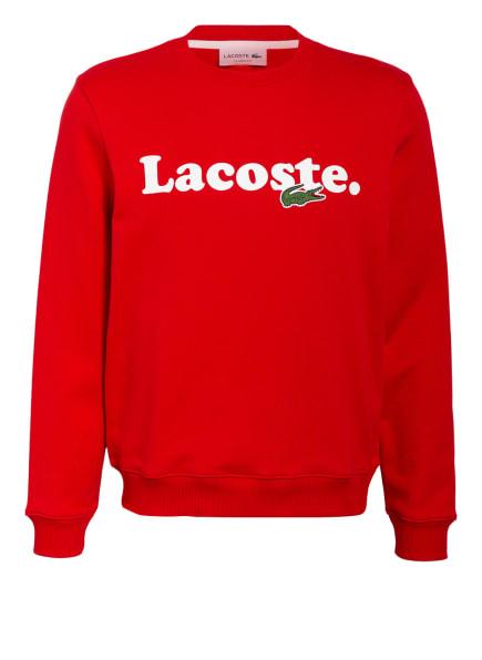 LACOSTE Sweatshirt, Farbe: ROT (Bild 1)