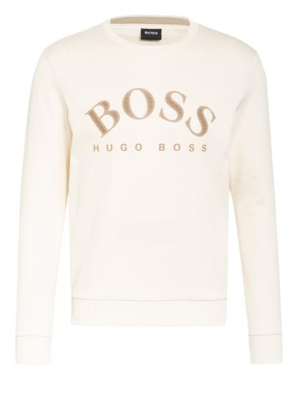 BOSS Sweatshirt SALBO, Farbe: ECRU (Bild 1)