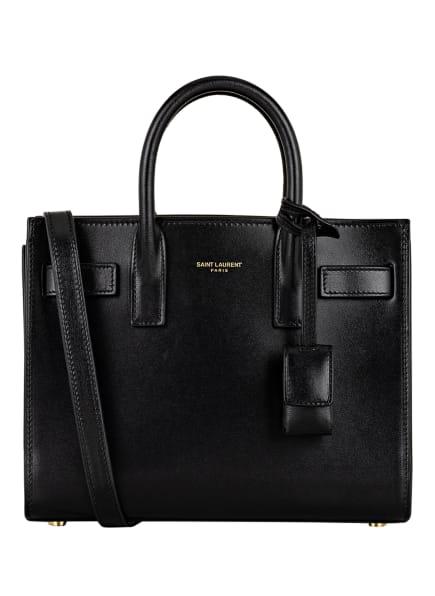 SAINT LAURENT Handtasche SAC DE JOUR, Farbe: SCHWARZ (Bild 1)