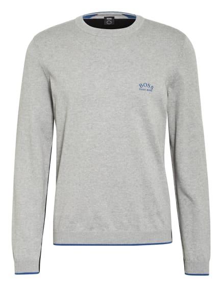 BOSS Pullover RISTON , Farbe: GRAU/ BLAUGRAU (Bild 1)