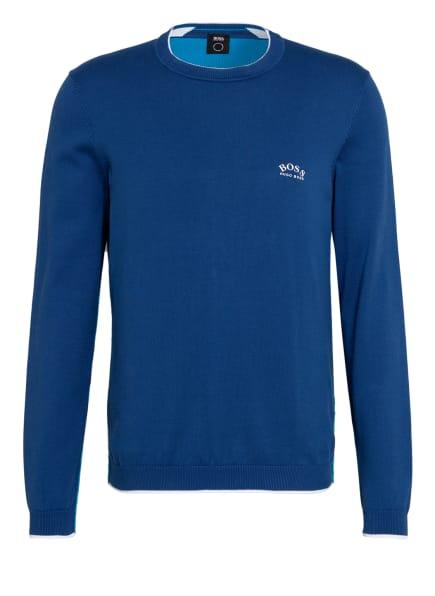 BOSS Pullover RISTON , Farbe: BLAU (Bild 1)