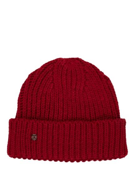 LOEVENICH Mütze, Farbe: DUNKELROT (Bild 1)