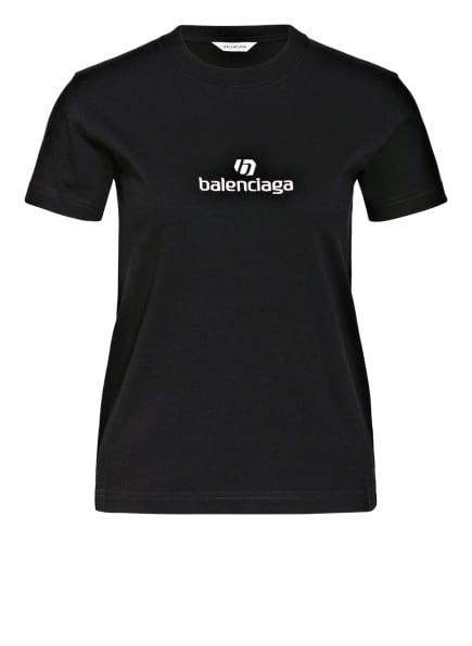 BALENCIAGA T-Shirt, Farbe: SCHWARZ/ WEISS (Bild 1)
