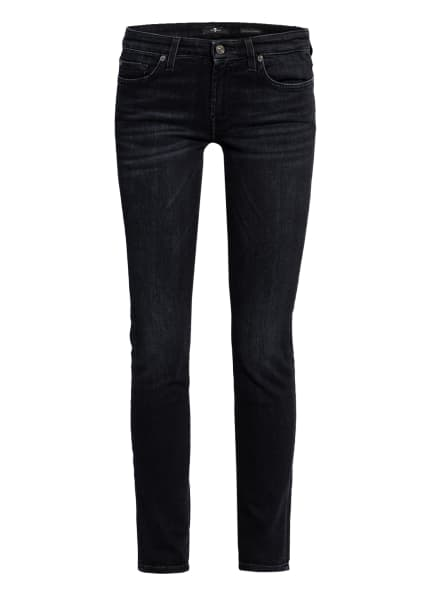 7 for all mankind Skinny Jeans PYPER, Farbe: ILLUSION WISHLIST WITH BLACK (Bild 1)