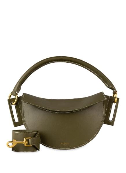 YUZEFI Handtasche DIP , Farbe: GRÜN (Bild 1)