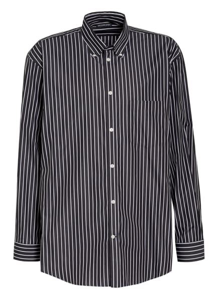 BALENCIAGA Hemd Comfort Fit, Farbe: SCHWARZ/ WEISS (Bild 1)