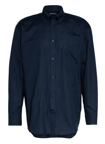 BALENCIAGA Hemd Comfort Fit, Farbe: DUNKELBLAU (Bild 1)