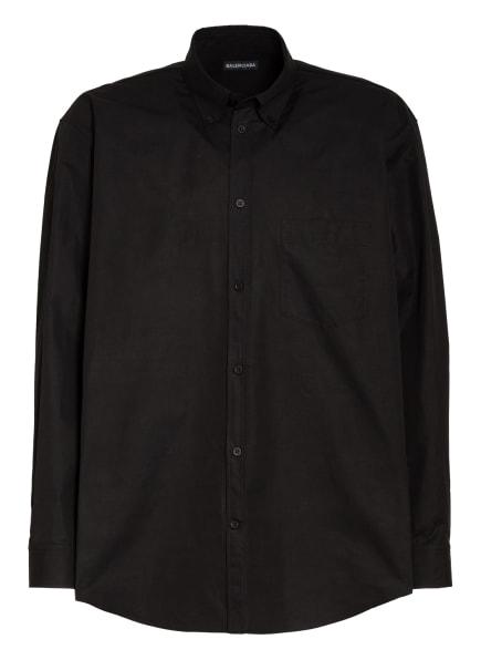 BALENCIAGA Hemd Comfort Fit, Farbe: SCHWARZ (Bild 1)