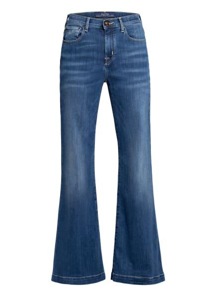 JACOB COHEN Flared Jeans BIRKIN, Farbe: W4 hellblau denim (Bild 1)