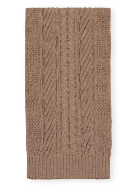 HACKETT LONDON Schal ENGIN , Farbe: BEIGE (Bild 1)