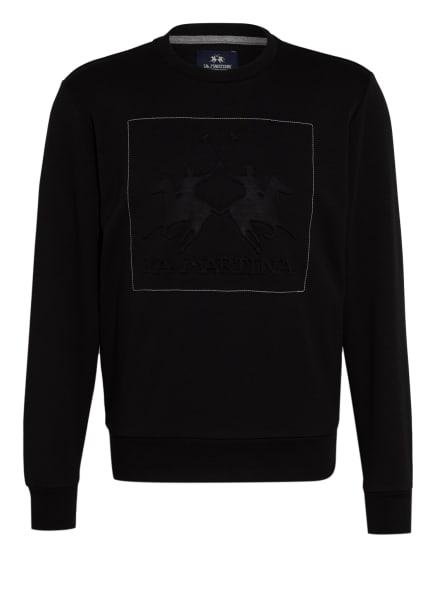 LA MARTINA Sweatshirt , Farbe: SCHWARZ (Bild 1)