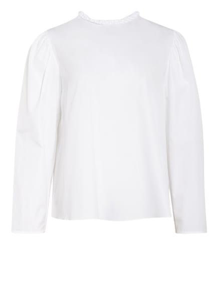 HORROR VACUI Blusenshirt, Farbe: WEISS (Bild 1)