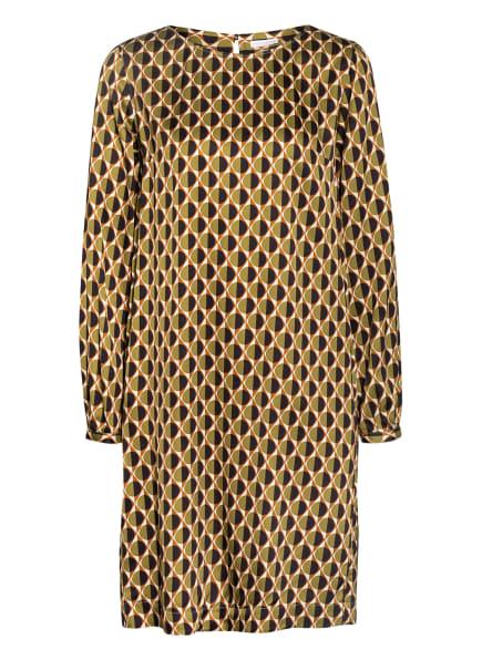 ROBERT FRIEDMAN Kleid PERLAS, Farbe: OLIV/ SCHWARZ/ HELLBRAUN (Bild 1)