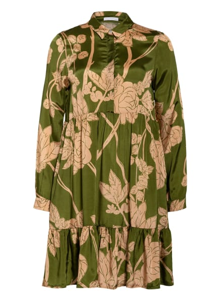 ROBERT FRIEDMAN Kleid SABIS, Farbe: GRÜN/ HELLROSA (Bild 1)