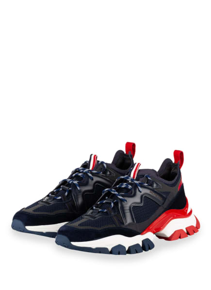 MONCLER Sneaker LEAVE NO TRACE , Farbe: DUNKELBLAU/ ROT (Bild 1)