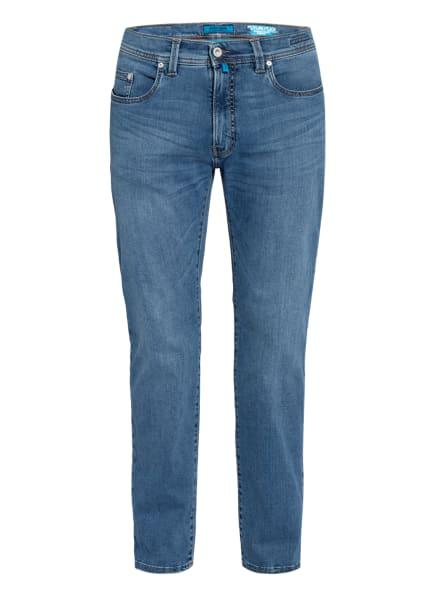 pierre cardin Jeans LYON FUTUREFLEX Tapered Fit, Farbe: 04 BLAU (Bild 1)