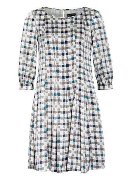 EMPORIO ARMANI Kleid, Farbe: HELLGRAU/ DUNKELGRAU/ DUNKELBLAU (Bild 1)