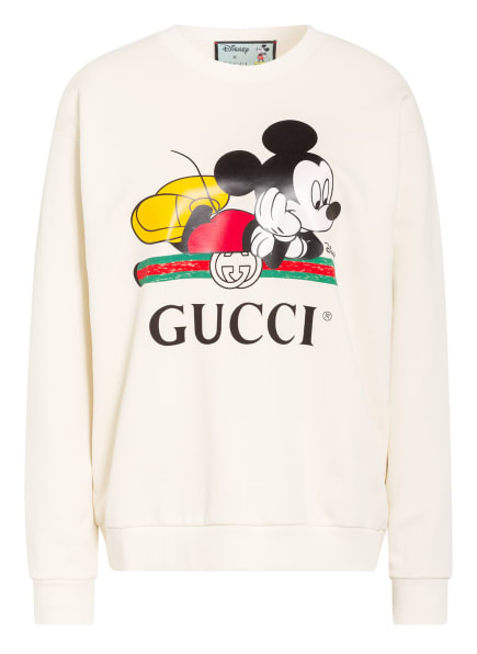 GUCCI Oversized-Sweatshirt , Farbe: HELLGELB (Bild 1)