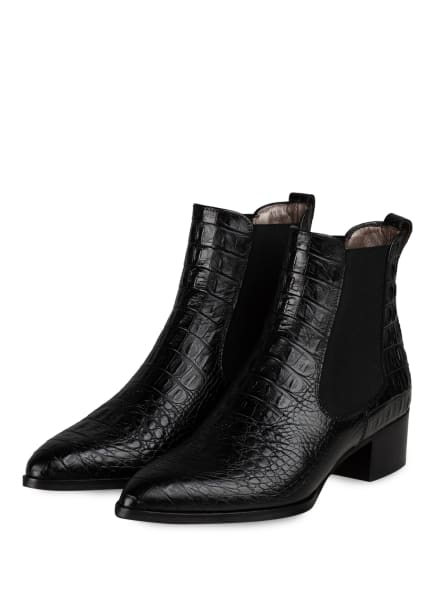 Pertini Chelsea-Boots, Farbe: SCHWARZ (Bild 1)